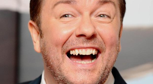 Ricky Gervais recalls The Office being panned when it was first aired