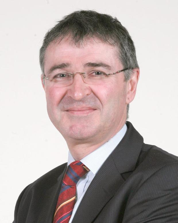 Dr Tony Stevens of the Belfast Health Trust