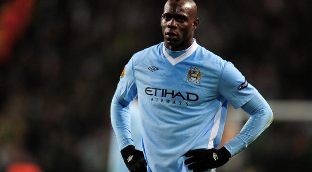 Mario Balotelli's off-field antics have been a distraction for Manchester City manager Roberto Mancini