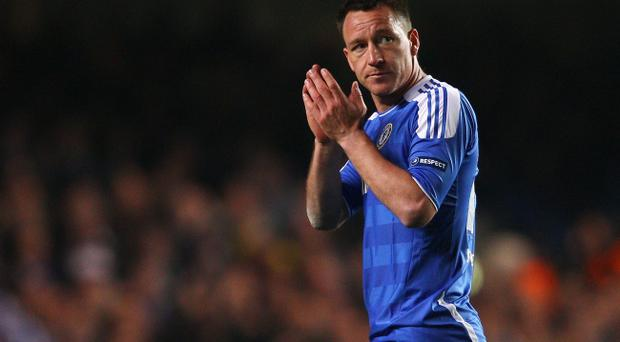 John Terry has been a key figure in Chelsea's recent upturn in fortunes
