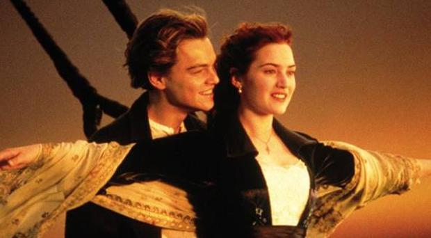 Image result for Jack and Rose