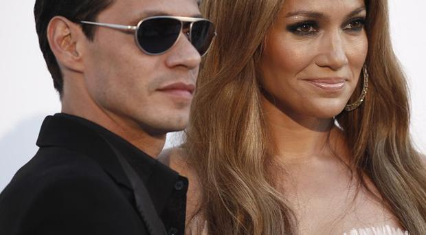 Mark Anthony and Jennifer Lopez are set to sing together again