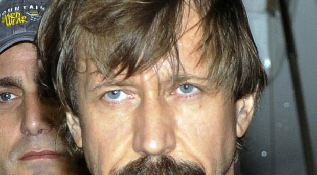 Russian arms trafficker Viktor Bout has been sentenced to a mandatory minimum of 25 years in prison in the US (AP)