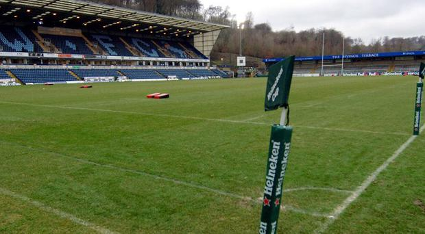 Adams Park, home to London Wasps