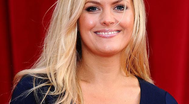 Jo Joyner is in the running for a number of gongs at the Soap Awards