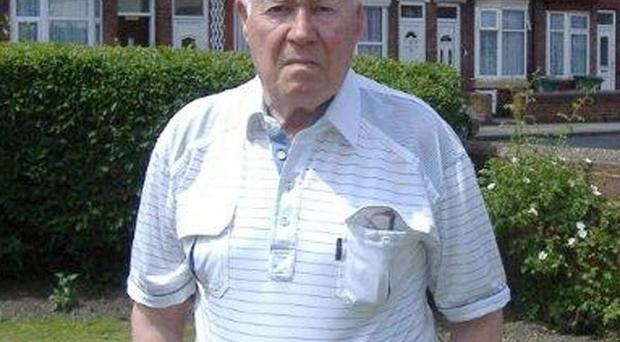 William Davis was found dead at a house in Hobley Street, Willenhall (West Midlands Police/PA)