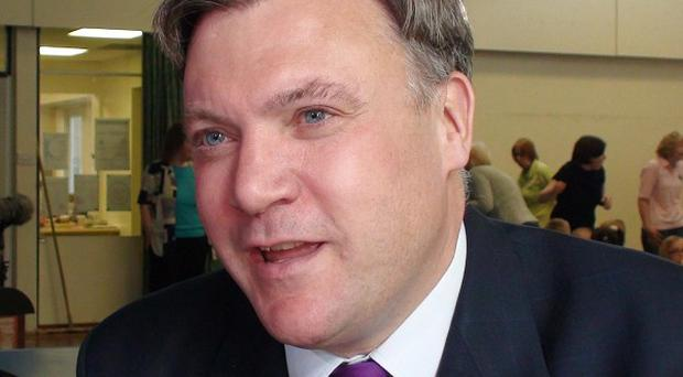 Shadow chancellor Ed Balls says Labour is calling a series of Commons votes on new taxes
