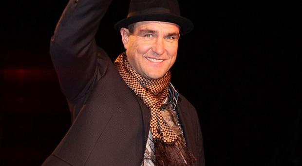 Vinnie Jones will play a prison guard in The Tomb
