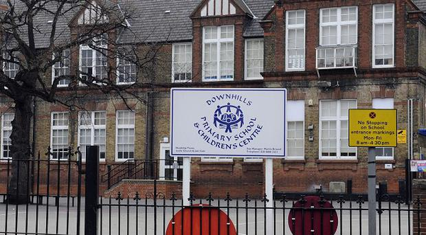 Downhills Primary School was told it must become an academy after it was declared inadequate in an Ofsted inspection