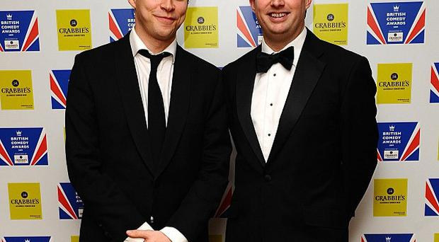 Peep Show's Robert Webb is being kept in the dark as to whether he will be best man for his friend and co-star David Mitchell