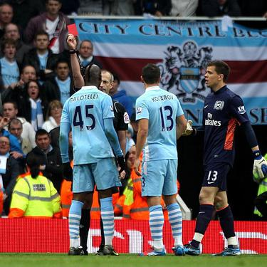 sports shoes b021d 844be Mario Balotelli set to leave Manchester City as title hopes ...