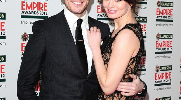 Acting couple Sam Claflin and Laura Haddock want to work together