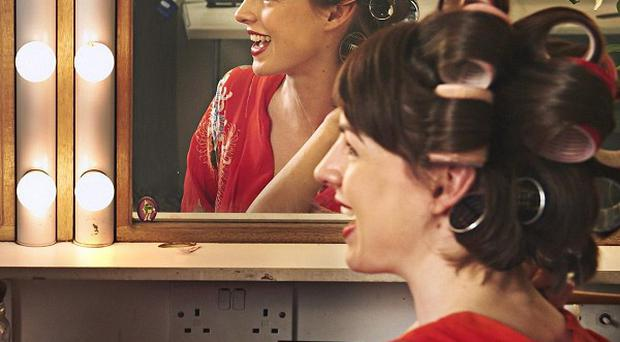 Jessica Raine said Call The Midwife was not a 'cosy' drama