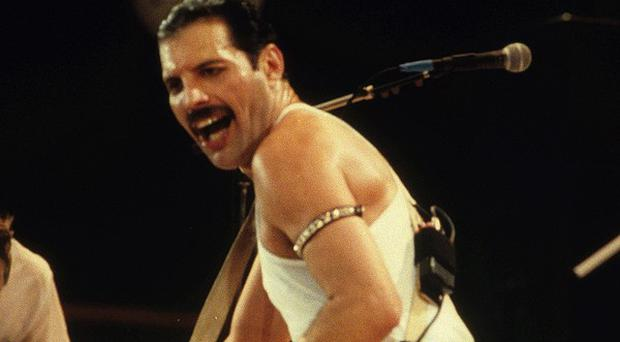 Rockers Queen have been crowned best-sellers after their Greatest Hits topped a chart