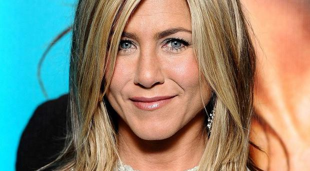 Jennifer Aniston could be playing a prostitute in We're The Millers