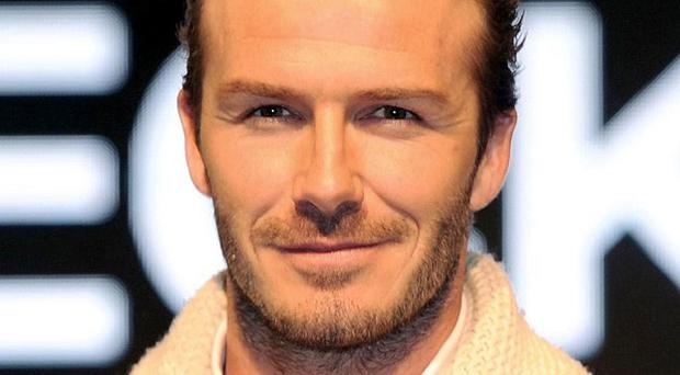 David Beckham will be gracing the cover of Elle magazine