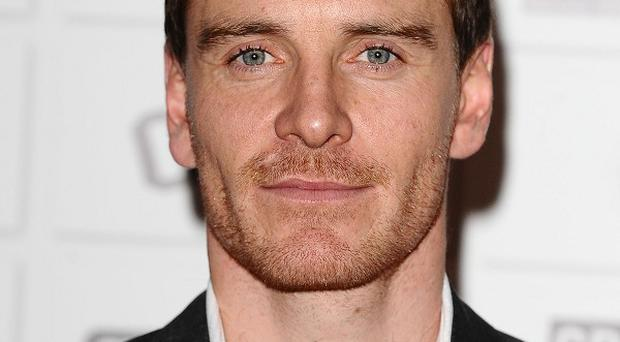 Michael Fassbender plays android David in new film Prometheus