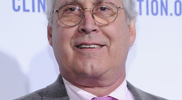 Another voicemail from Community's Chevy Chase has been leaked online