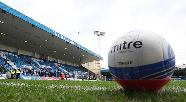 Supporters have been banned from attending Priestfield Stadium on April 21, when Gillingham FC will play against Swindon Town