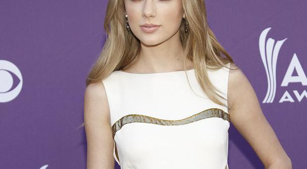 Taylor Swift is said to be an admirer of Harry Styles