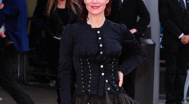 Helen McCrory is married to Homeland star Damian Lewis