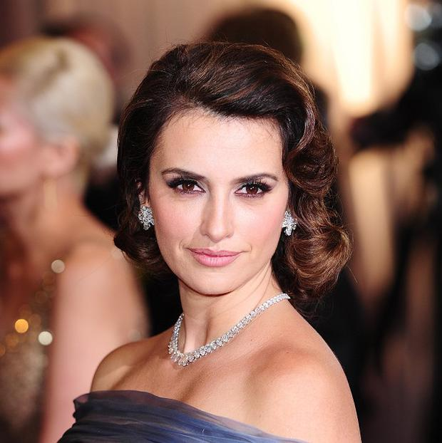 Penelope Cruz says that she is a worrier