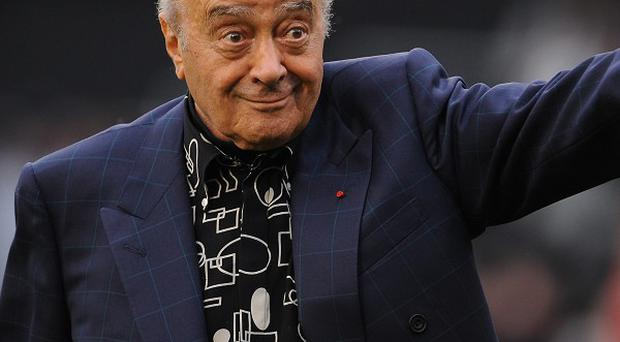 Mohamed Al Fayed, Fulham chairman