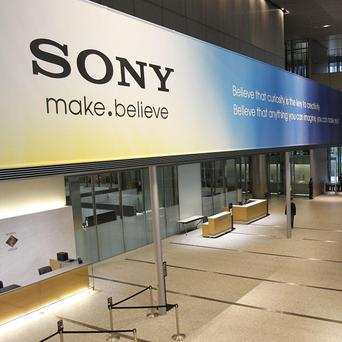Sony has revealed plans to cut 10,000 jobs after another set of negative figures (AP)
