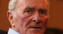 Harry Gregg, who survived the Munich air disaster