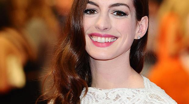 Anne Hathaway had to perform all her own stunts in The Dark Knight Rises