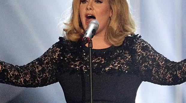 Adele has amassed a fortune of £20 million, according to the Sunday Times Rich List
