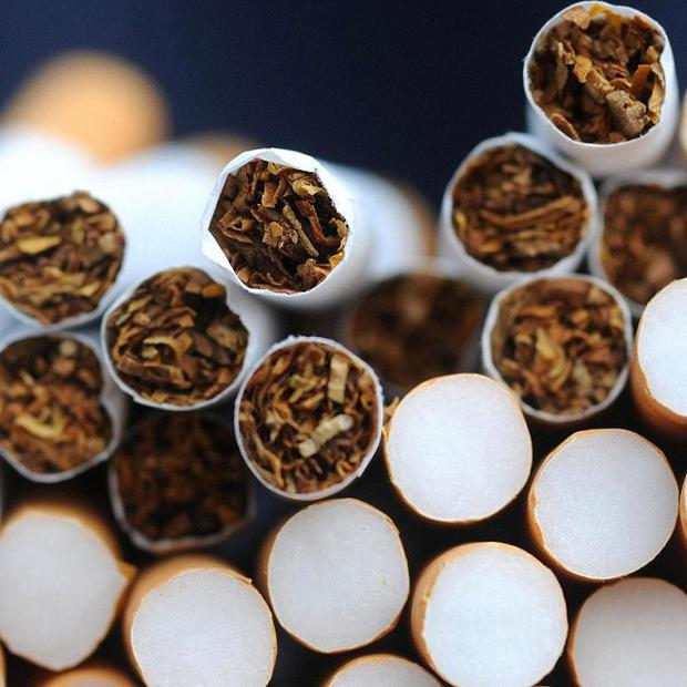 The Government is launching a consultation on removing all branding from cigarette packets