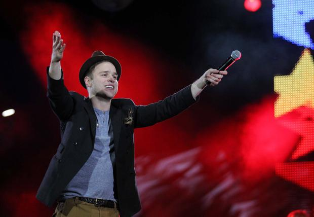 MTV Presents Titanic Sounds - Olly Murs