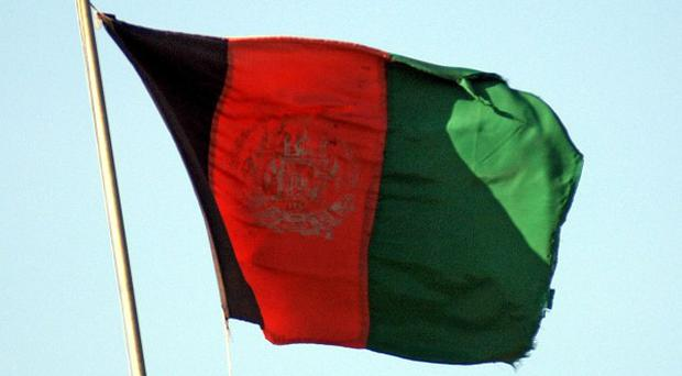 Afghan forces have combed through the country's mountainous north-east on the third day of a major offensive