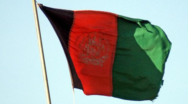 A roadside bomb attack on a police convoy in eastern Afghanistan has killed four officers