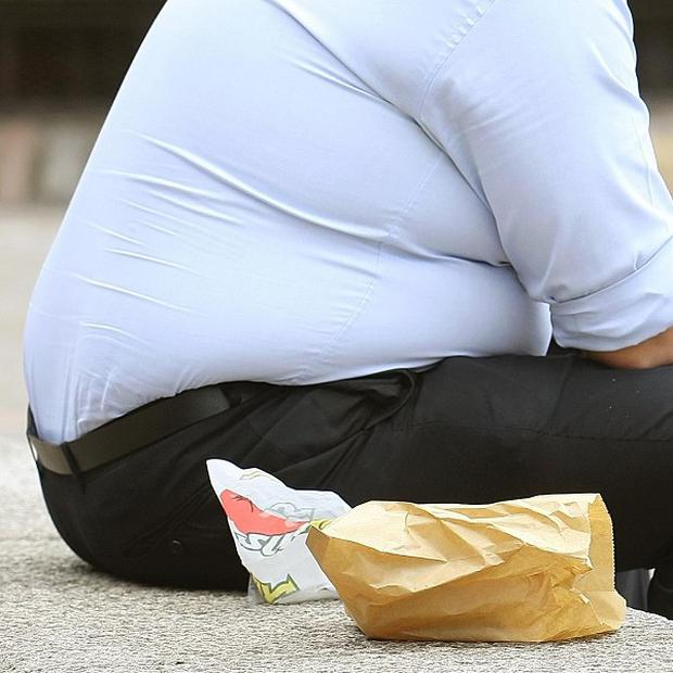A quarter of women and just over a fifth of men in the UK are now classed as obese