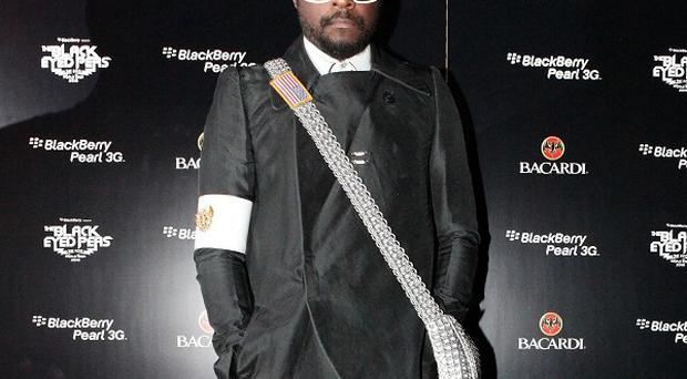Will.i.am is one of the mentors on BBC's The Voice