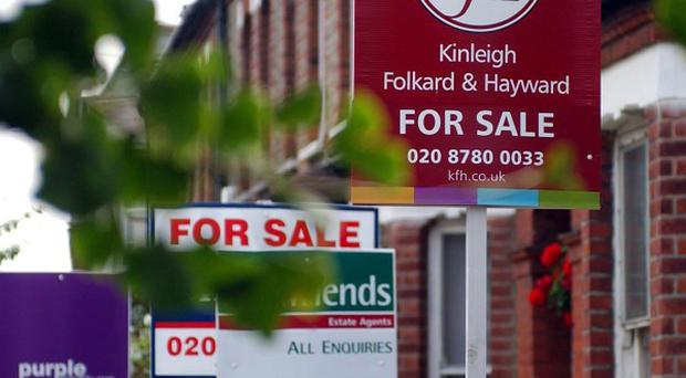 Property asking prices have increased to its highest level since its peak in 2008, a study suggests