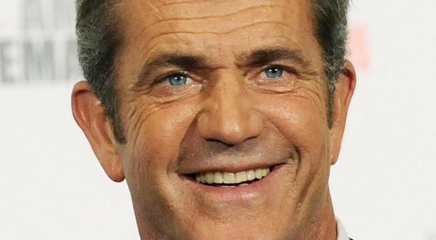 Mel Gibson has denied allegations he made anti-Semitic comments (AP/Chris Pizzello)