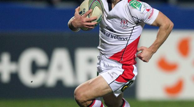 Paul Marshall is a doubt for Ulster's Heineken Cup semi-final against Edinburgh