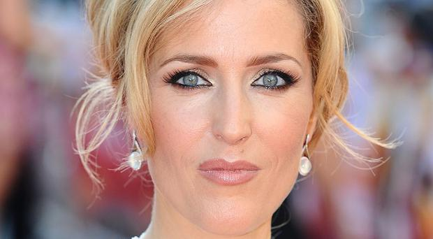 Gillian Anderson starred in the BBC's adaptation of Great Expectations