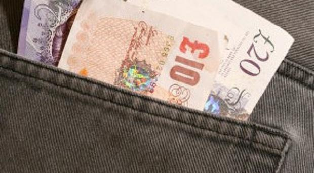 Lower than inflation minimum wage increases are leaving people out of pocket compared with 2004, according to a report