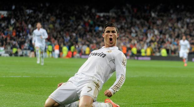 Cristiano Ronaldo has been in sensational form for Real Madrid this season
