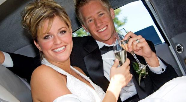 Raising a glass in limos for newlyweds and girls on a night out may soon be outlawed