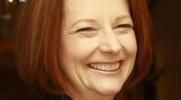 Australia will withdraw its troops from Afghanistan nearly a year ahead of schedule, says prime minister Julia Gillard