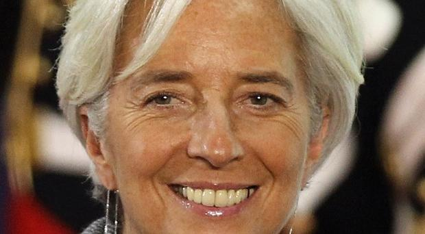 IMF chief Christine Lagarde ecouraged other members to follow Japan's example