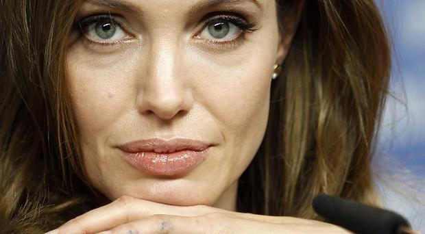 Angelina Jolie has a new role with the UNHCR (AP)