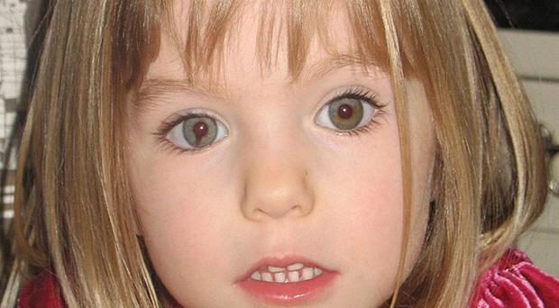 Madeleine McCann was nearly four when she went missing in 2007