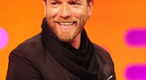 Ewan McGregor said he wasn't sure about which accent to use in his latest film role