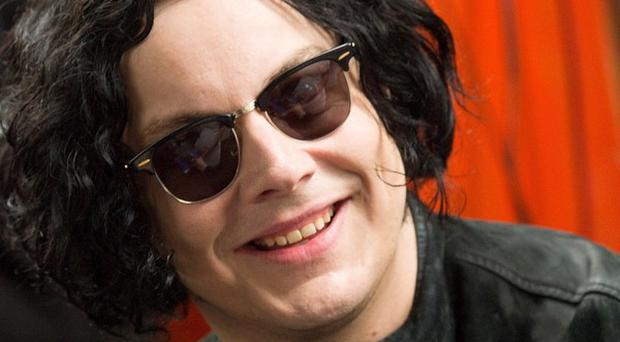 Jack White will release his new album Blunderbuss this month